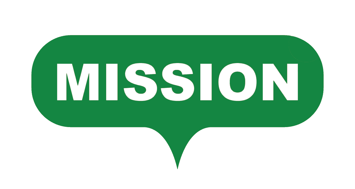 image of word mission